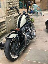 Harley bobber 883