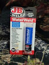 J-B Weld New 8277 WaterWeld Putty Stick - 2 oz.