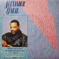 "Alexander O'Neal(7"" Vinyl P/S)To Make You Love Me-CBS-UK-Ex/VG"