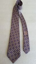 Hermes Paris All Silk Made In France Neck Tie