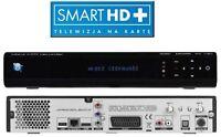 TELEWIZJA NA KARTE NC+ SMART HD Z DEKODEREM 250GB 1 MIESIĄC GRATIS