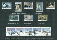 AAT - 1992 ANTARCTIC WILDLIFE etc. to $1 'KILLER WHALE'  VFU Cv $60 [6654/5]