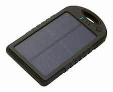 IconBIT Powerbank FTB Travel 5000 mAh solar dual USB