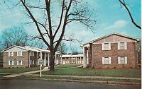 LAM(W) Jacksonville, AL - Colonial Arms Apartments - Exterior