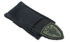 Elite Force Airsoft Kill Rag - Black - New MOLLE PALS Compatieable