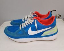 Nike air solarsoft 44EU 10 us rose run flow vintage trainer max blue mocasin