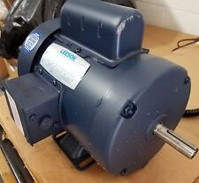 NEW LEESON 1 HP SINGLE PHASE MOTOR /  110142.00   115 VOLT  (114834)