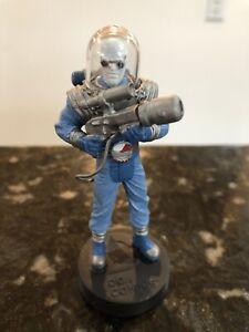Eaglemoss Mr. Freeze DC Super Hero Collection Figure 2009 Metal Batman 58