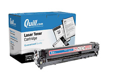 Quill Brand Remanufactured Laser Toner Ink Cartridge Black HP 55A CE255A