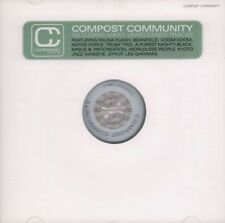 Various Electronica(CD Album)Compost Community-Compost-COMPOST 089-2-Ge-New