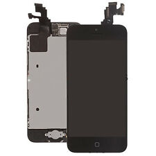 Replacement LCD/Digitizer Assembly for Apple iPhone 5c Black (Complete)