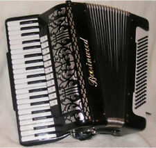 Accordions with 120 Bass Keys
