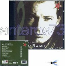 "VASCO ROSSI ""THE BEST OF VOL 2"" RARO CD GERMANY 2011"