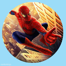 70 x SPIDERMAN Stickers NON Personalised Birthday Party Thank You Gift Bag -292