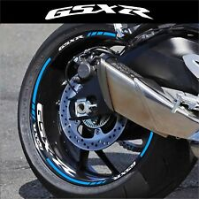 EDGING rims MOTORRAD GSXR STICKERS kit for 2 Rims 40 colors
