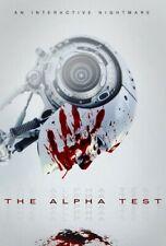 The Alpha Test (Dvd,2020) (hocd8911d)