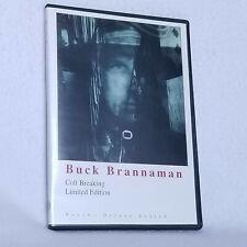 BUCK BRANNAMAN COLT BREAKING LIMITED EDITION DVD
