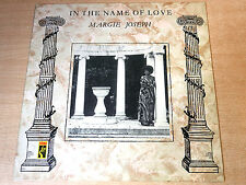 EX/EX- !! Margie Joseph/In The Name Of Love : Best Of/1988 Stax LP