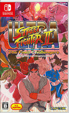 Ultra Street Fighter II The Final Challengers Chinese subtitle Nintendo Switch