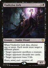 MTG Magic - (R) Commander 2017 - Vindictive Lich - SP