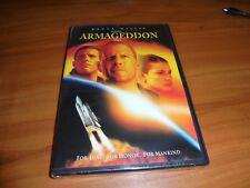 Armageddon (DVD, Widescreen 1999) Bruce Willis Used Liv Tyler, Ben Affleck NEW