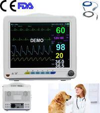 Vet Icu Patient Monitor Veterinary Multi Parameter Signs Icu Ccu Animal Use Fda