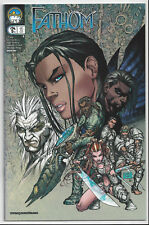 FATHOM #2 COVER A VOLUME 2 (2005) NM/MINT 9.8 MICHAEL TURNER : SEND THIS TO CGC!