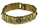 Stainless Steel Royal Order of Jesters Bracelet Biliken ROJ Billiken Mirth King