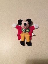 Disney Mickey Mouse Finger Puppet McDonalds Toy 2001
