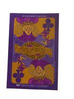 Bill Graham BG 94 Donovan Handbill Postcard Fillmore 11/24-25/1967 MINT