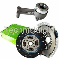 VALEO 2 PART CLUTCH KIT WITH SACHS CSC FOR FORD COURIER BOX 1.3