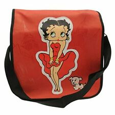 Betty Boop Cross Body Shoulder Bag Travel Bag