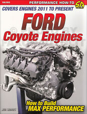 How to Build Max Performance Ford Coyote Engine 2011-2016 Mustang GT F150 5.0