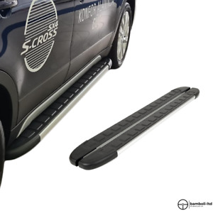 Running Board Side Step Nerf Bar for FIAT 500X 2015 → Up