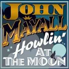 Howlin' at the Moon by John Mayall (Vinyl, Oct-2013, Secret Records Limited)