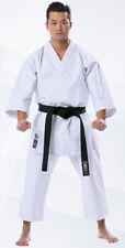 Tokaido WKF Karate Kata Master Silver Gi, 12oz uniform