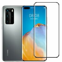3D Curved Full Coverage Tempered Glass Protector for Huawei P40 Pro