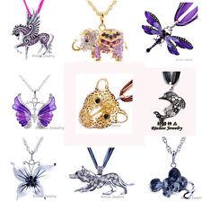 Unbranded Rhinestone Alloy Fashion Necklaces & Pendants