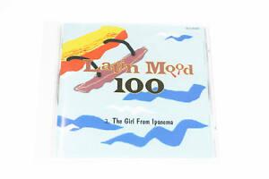 LATIN MOOD 100 THE GIRL FROM IPANEMA 3 JAPAN CD A14464