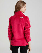 New Womens Ladies The North Face Fleece Full Zip Jacket Osito XS