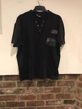 G Star Mens Black Top T Shirt Size XXL