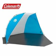 Coleman Sundome Beach Tent Shelter Shade With UV Guard Protection