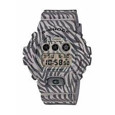 G-Shock Zebra Camouflage Multi Colour Dial Mn's Casio Watch DW-6900ZB-8DR