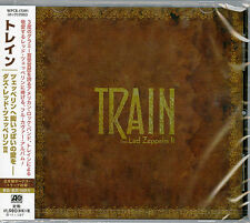 TRAIN-DOES LED ZEPPELIN II-JAPAN CD Bonus Track E20
