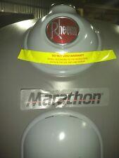 Rheem Marathon Electric Tank Water Heater 4500-4500-Watt Non-Metallic- 85 Gallon