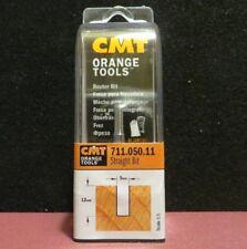 CMT Orange Tools - 711.050.11 - Dritto Punta ROUTER (6mm) dell'albero 12mm x 5mm