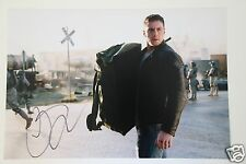 "Aaron Johnson   20x30cm Bild  Poster + Autogramm / Autograph ""Godzilla"""