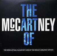 Various - The Art Of McCartney Vinyl 3LP NEW & SEALED Paul Wings The Beatles