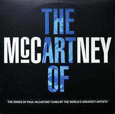 Various - The Art Of McCartney Vinyl 3LP NEW/SEALED Wings The Beatles Paul