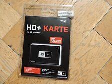 HD+ Karte, HD04, 12 Monate, NEU und UNGEBRAUCHT